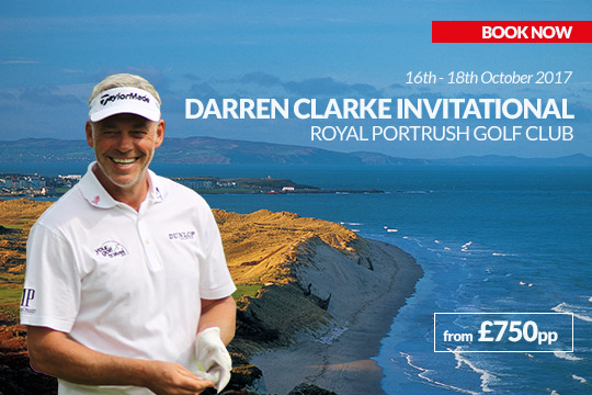 Darren Clarke Invitational