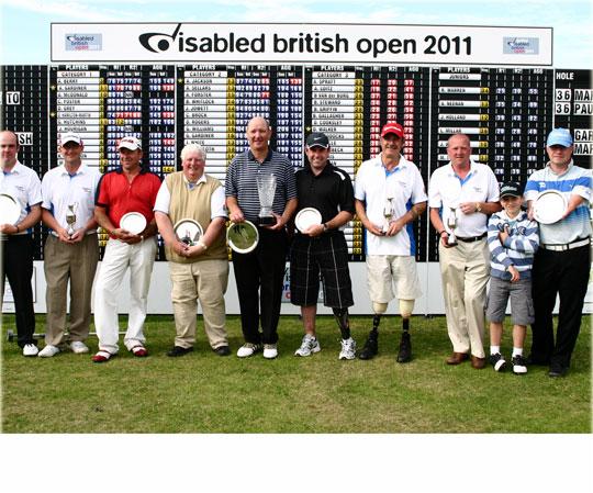 Disabled Golf Venues