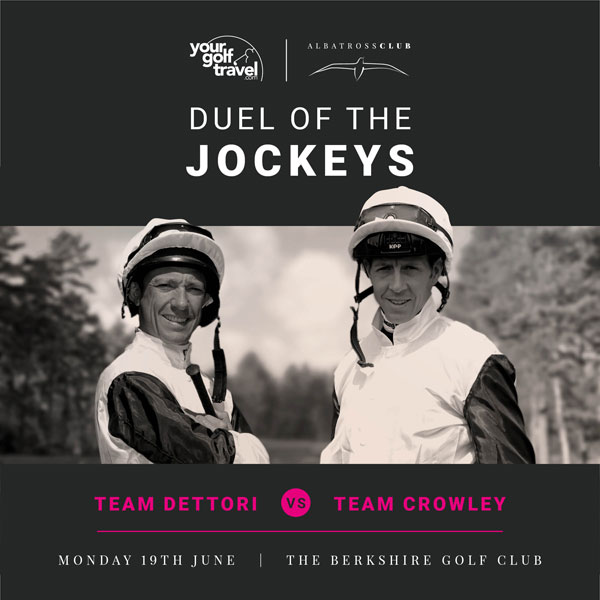 Duel of the Jockeys