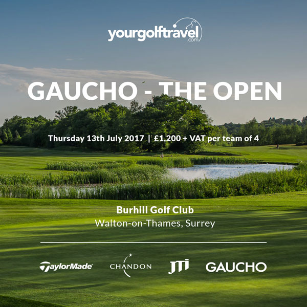 Gaucho The Open