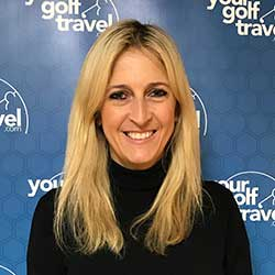 Louise Brian, Your Golf Travel