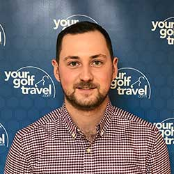 Tom McCormack, Your Golf Travel