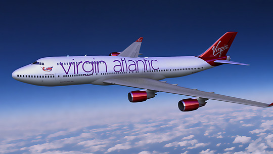 Golf Holidays with Virgin Atlantic
