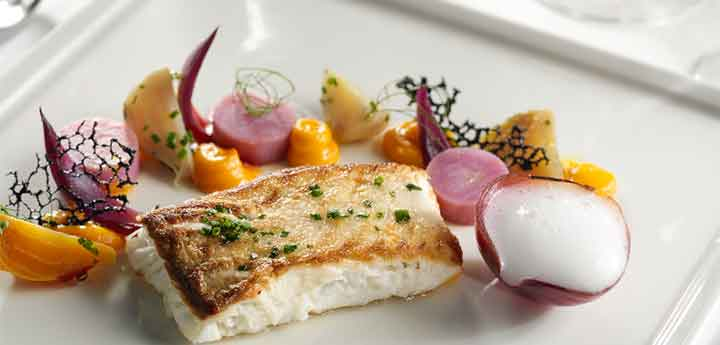 Aghadoe Heights sample dish