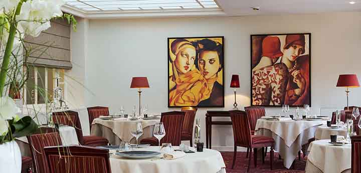 Le Pavillion Restaurant