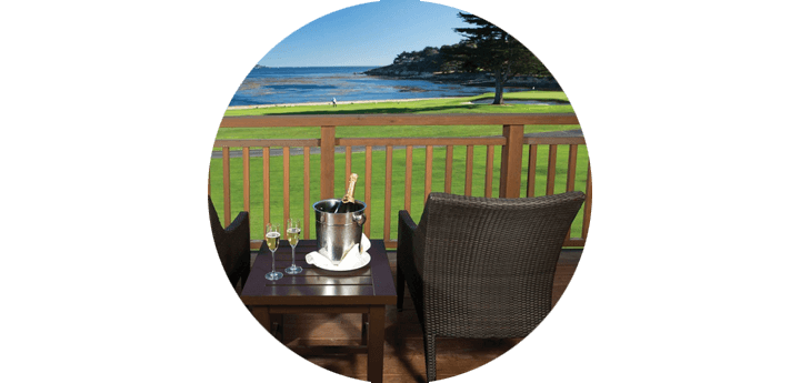 The Bench at Pebble Beach