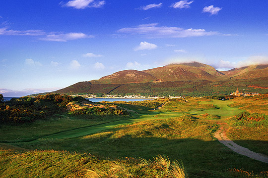 Nothern Ireland Links Golf