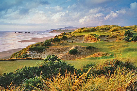 Bandon Dunes Golf Holidays