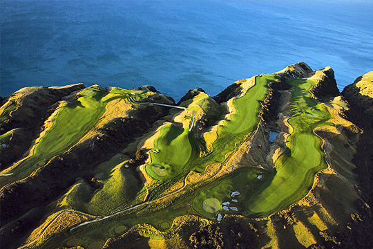 Cape Kidnappers Golf Holidays