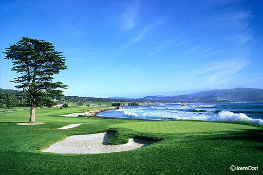 Pebble Beach Golf Holidays
