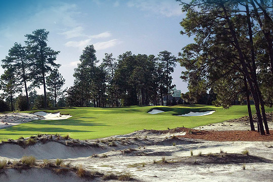 Pinehurst Golf Holidays