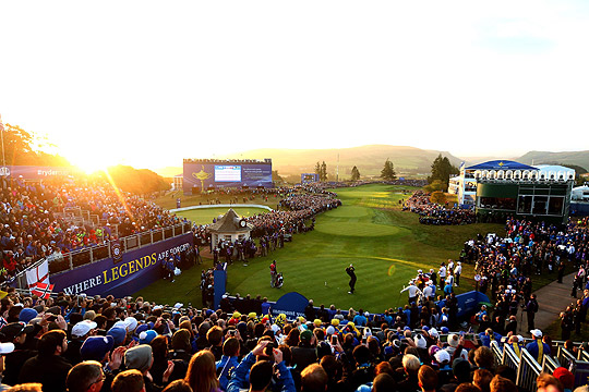 Ryder Cup Ticket Packages