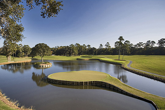 Sawgrass 17th Hole