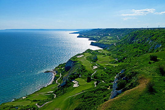 Thracian Cliffs Golf Holidays