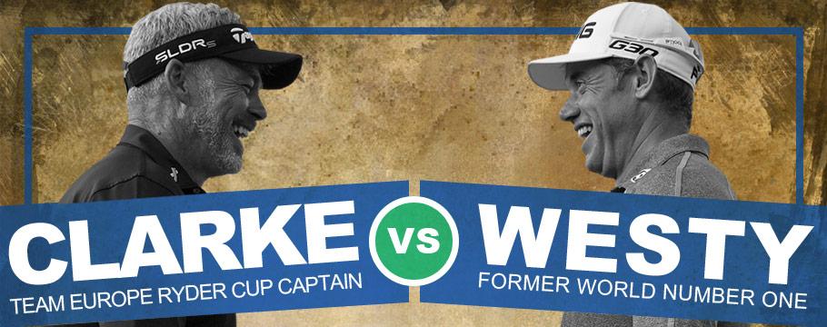 Grudge Match - Clarke VS Westwood
