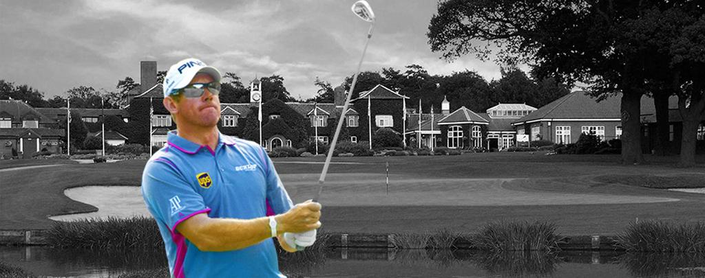 Lee Westwood Golf Day