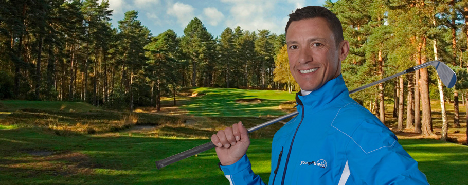 The Frankie Dettori Golf Day