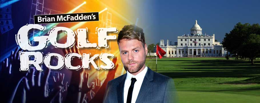 Brian McFadden's Golf Rocks in association with Cleveland Srixon