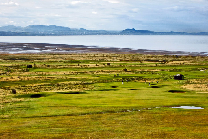 2018 Scottish Open - Gullane Golf Club