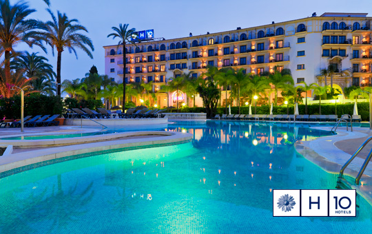 H10 Golf Hotels