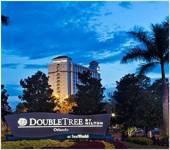 Double Tree Hilton at Sea World