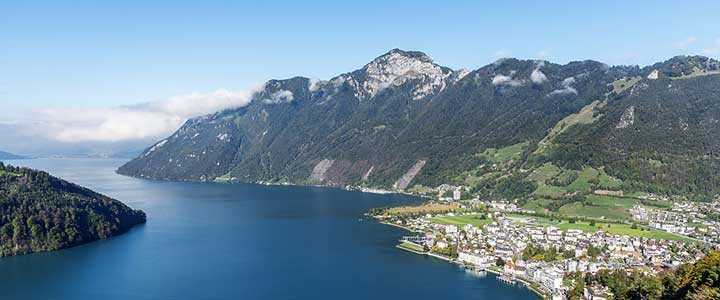 Swiss Golf Tours - Lake Lucerne