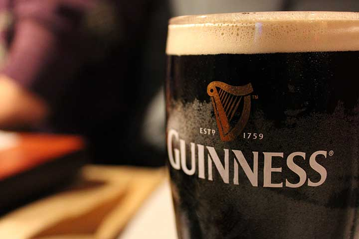 Guinness - Brewery Tour