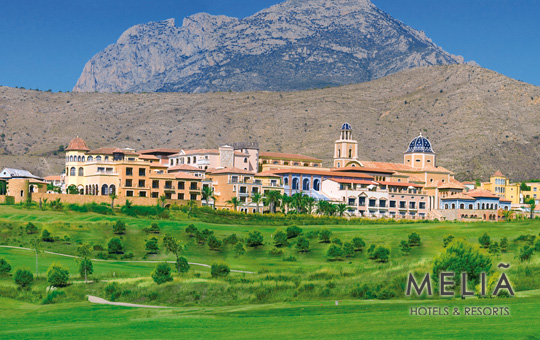 Melia Golf Hotels