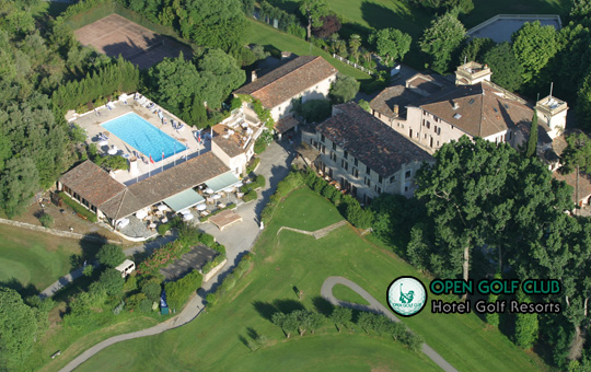 Open Golf  Club Hotels