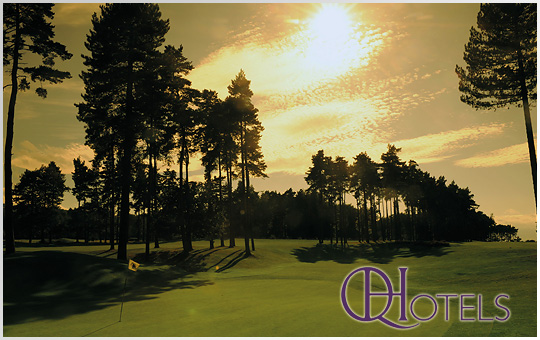 QHotels Golf Hotels