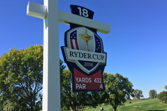 Ryder Cup Sunday