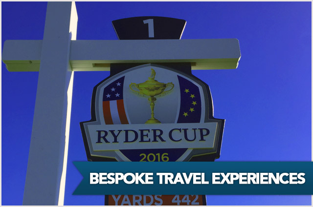 Ryder Cup Packages without tickets