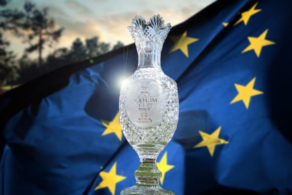 Europe make Solheim Cup history