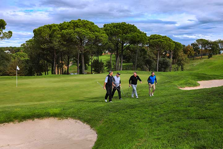 Group Golf Trips