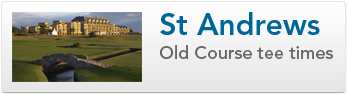 Old Course tee times
