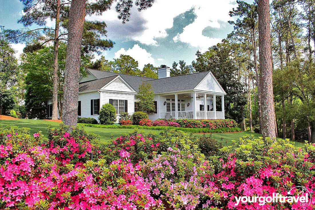Augusta is about more than just the course