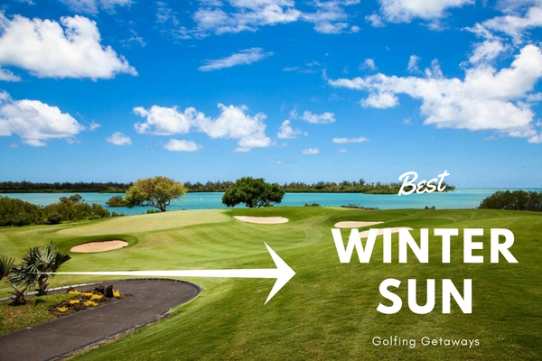 Best Winter Sun Golfing Deals