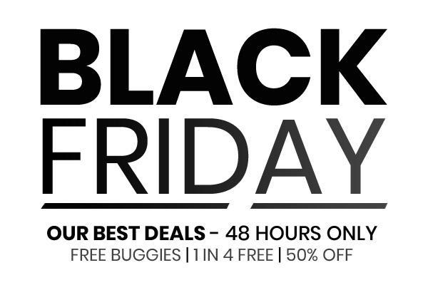 Black Friday Deals - 48 hours only