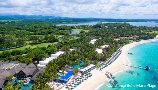 Mauritius Dream Golf Holiday
