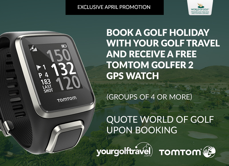 Golf Holidays with British Airways