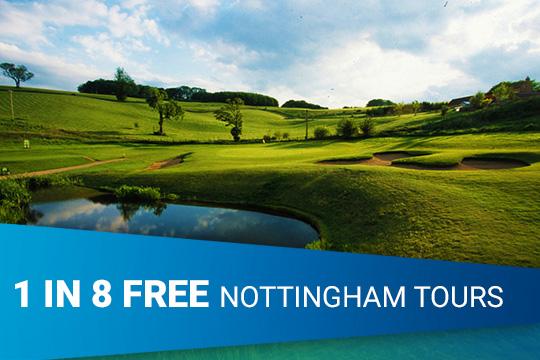 1 in 8 Nottingham Tours
