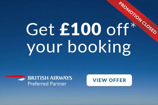British Airways Exclusive