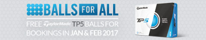 Balls For All Promotion