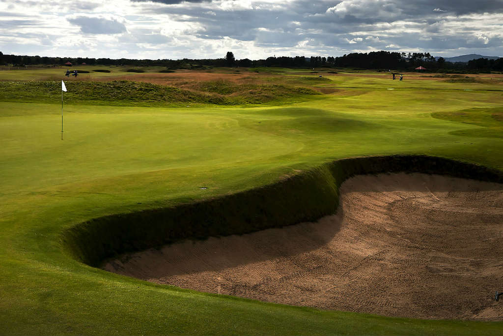 Alfred DunHill Links 10