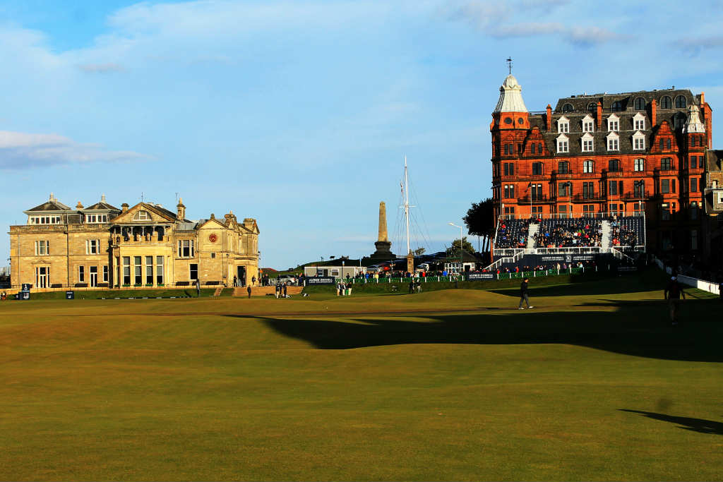 Alfred DunHill Links 12