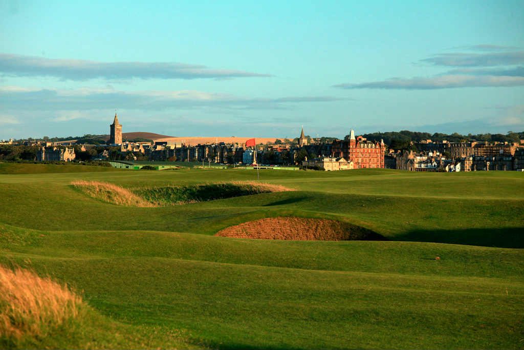 Alfred DunHill Links 13