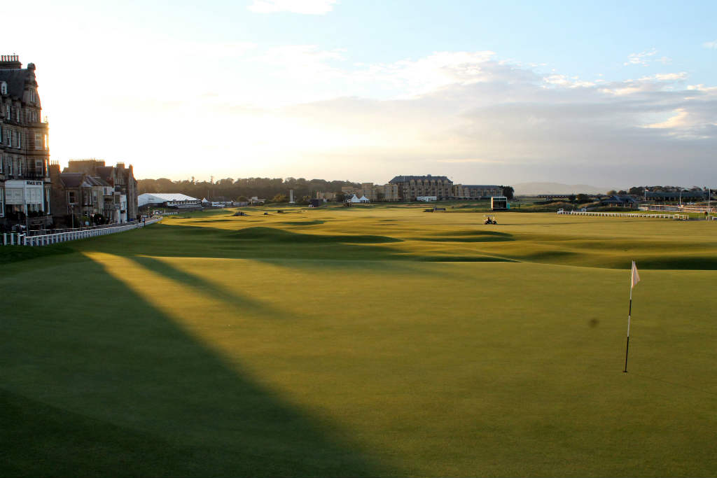 Alfred DunHill Links 14