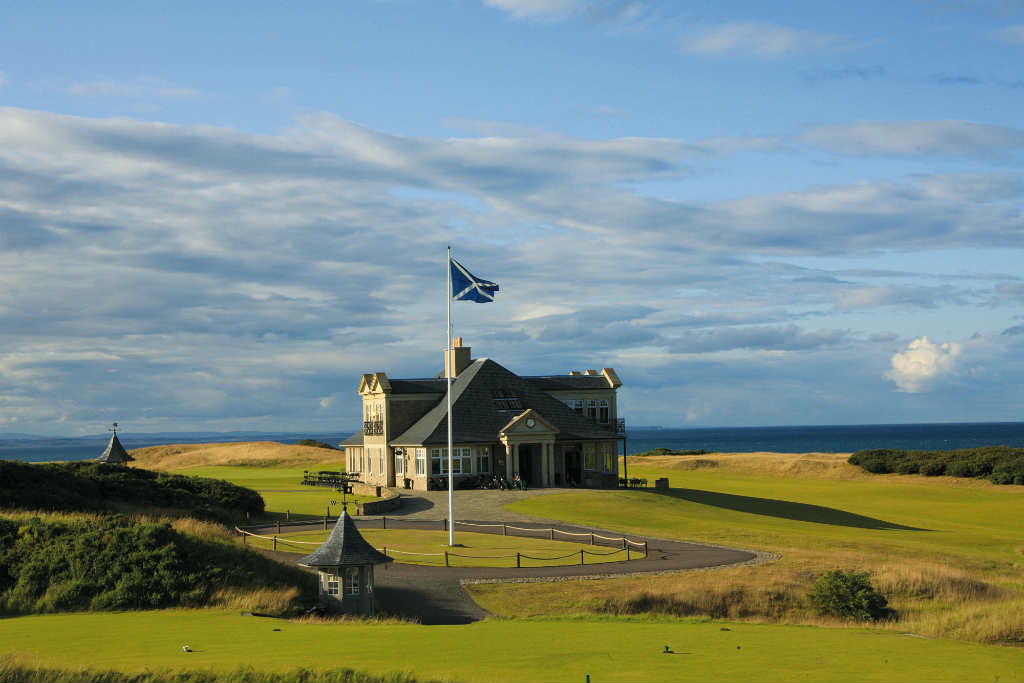 Alfred DunHill Links 1