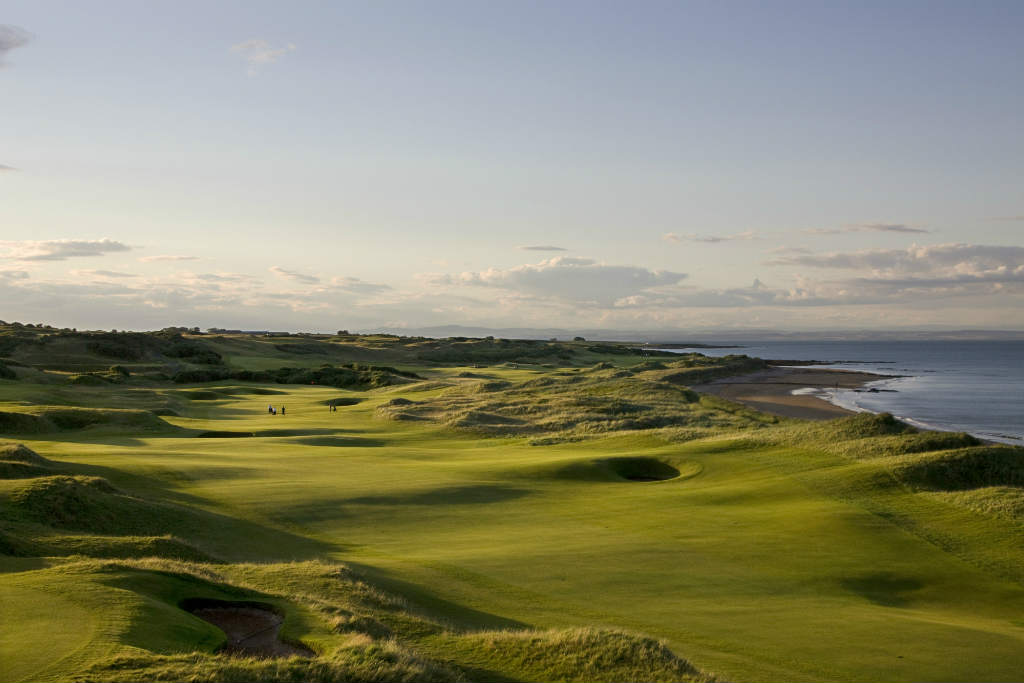Alfred DunHill Links 3