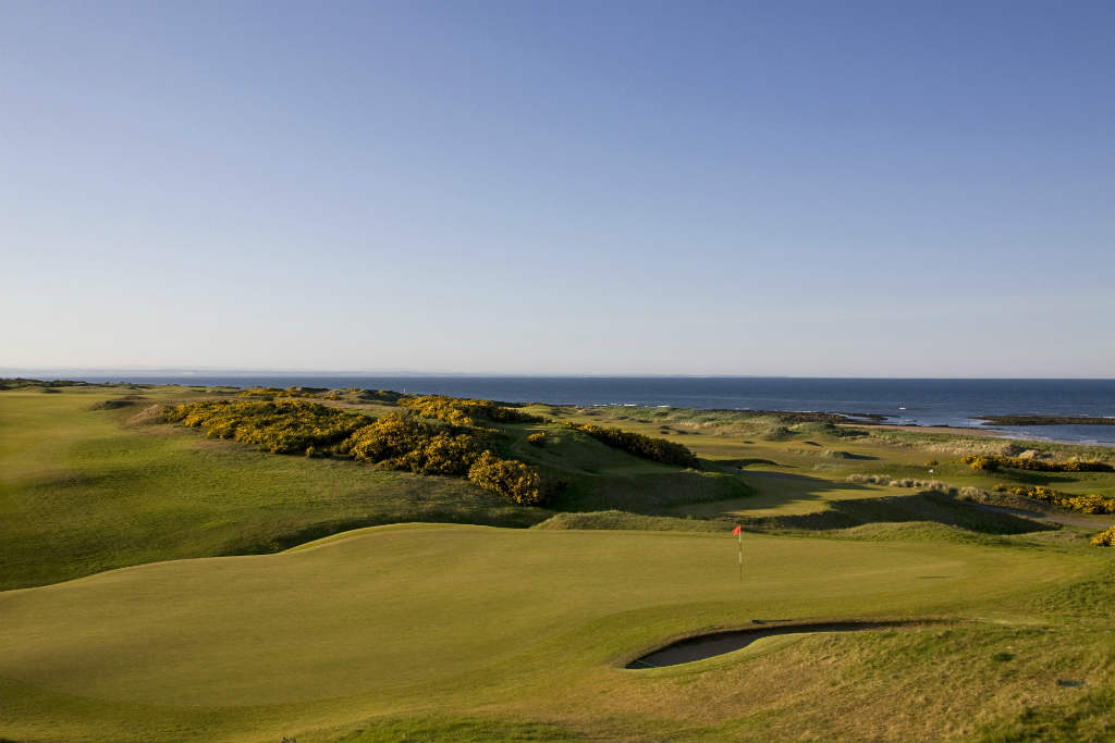 Alfred DunHill Links 5